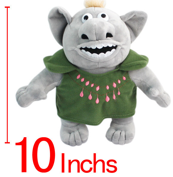 custom stuffed the good luck trolls plush toys toys dolls for kids