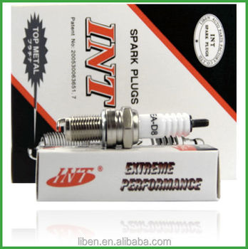 motorcycle crate engines spark plug EA-D8 math for NGK D8EA