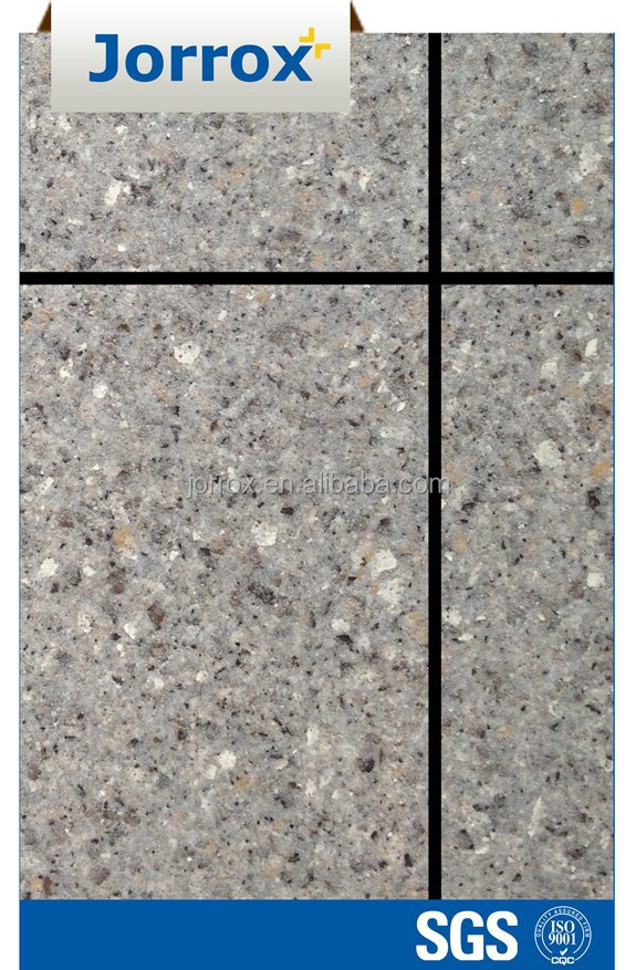 Water proof granite texture acrylic paint for building facade