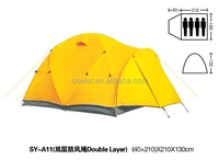 More people single door portable quick Outdoor camping tent mamufacture