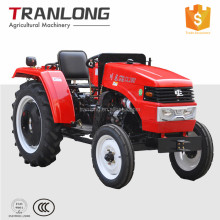 Wheel tractor usage small agricultural Chinese garden tractors prices