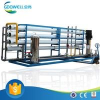 Energy-saving Industrial Small RO Plant Water Sanitation Equipment