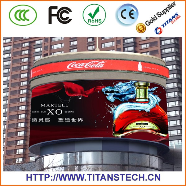 Oem/Odm Manufacturer Of China Rgb Outdoor Led Big Screen Tv Price