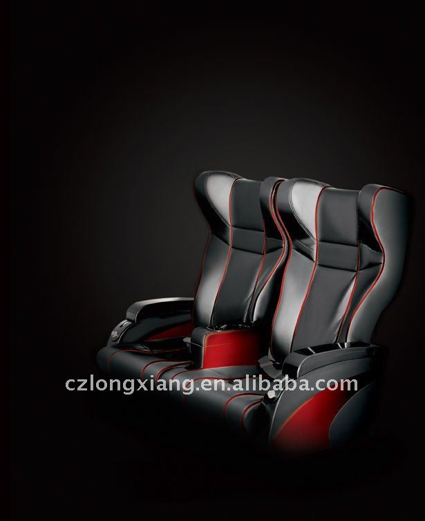 new type VIP luxury leather bus seat by manufacturer