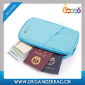 Encai Folder Travel Passport Bags For Ticket & Cards Holder Colorful Passport Wallet