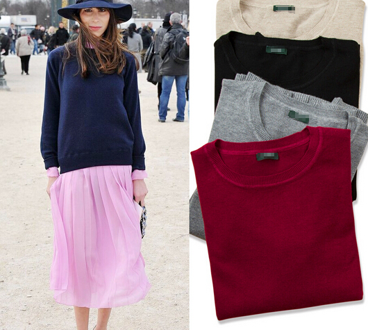 d72405h 2016 new woman sweater cashmere sweater woolen sweater designs for ladies