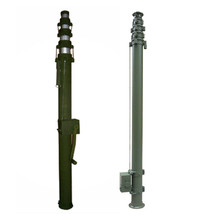 12m Portable mobile tower telescopic Mast