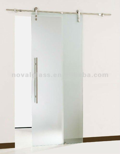 shower room safety glass door, 2.8-19mm Tempered/toughened safety glass door