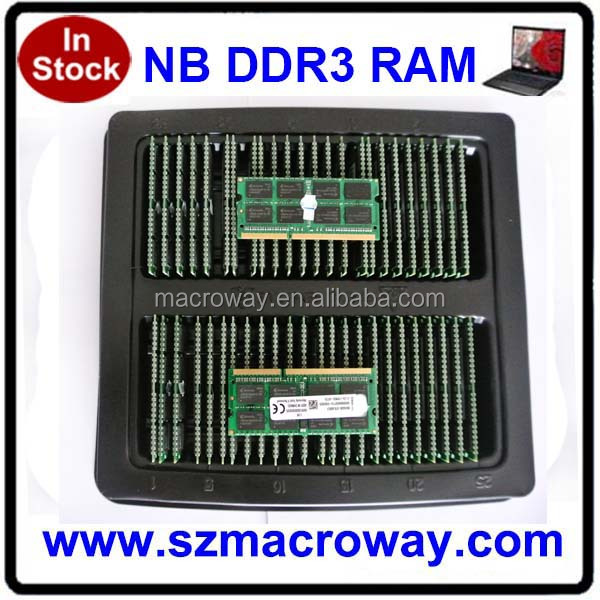 The United State accept paypal Laptop Internal Memory 8gb Ddr3 1066 1333 1600 Ram
