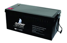 DEEP CYCLE LEAD ACID SOLAR STORAGE BATTERY 12V 150AH