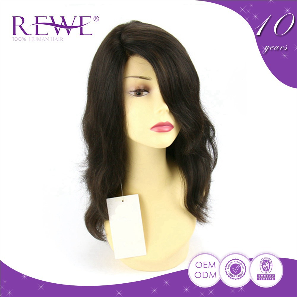 Nice Quality Preferential Price 100% Real Front Lace Futura 100% Wigs