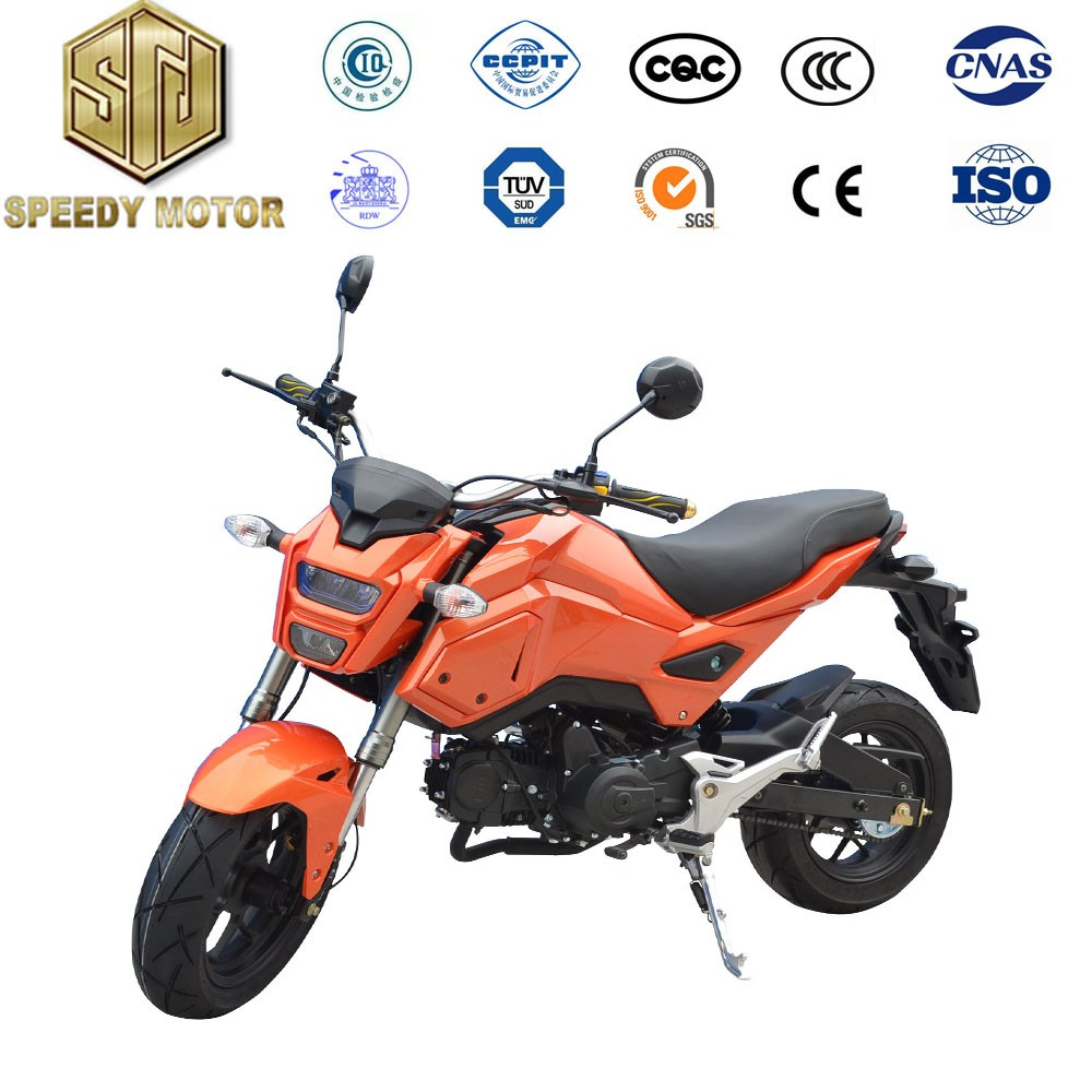 Wholesale ISO/CCC Approved Speed 200cc/250cc benzin Motorcycle