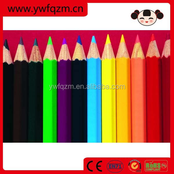 7 inch high quality children drawing color pencil