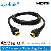 component to female hdmi cable support HDTV,projector,ethernet for 3D,4K,