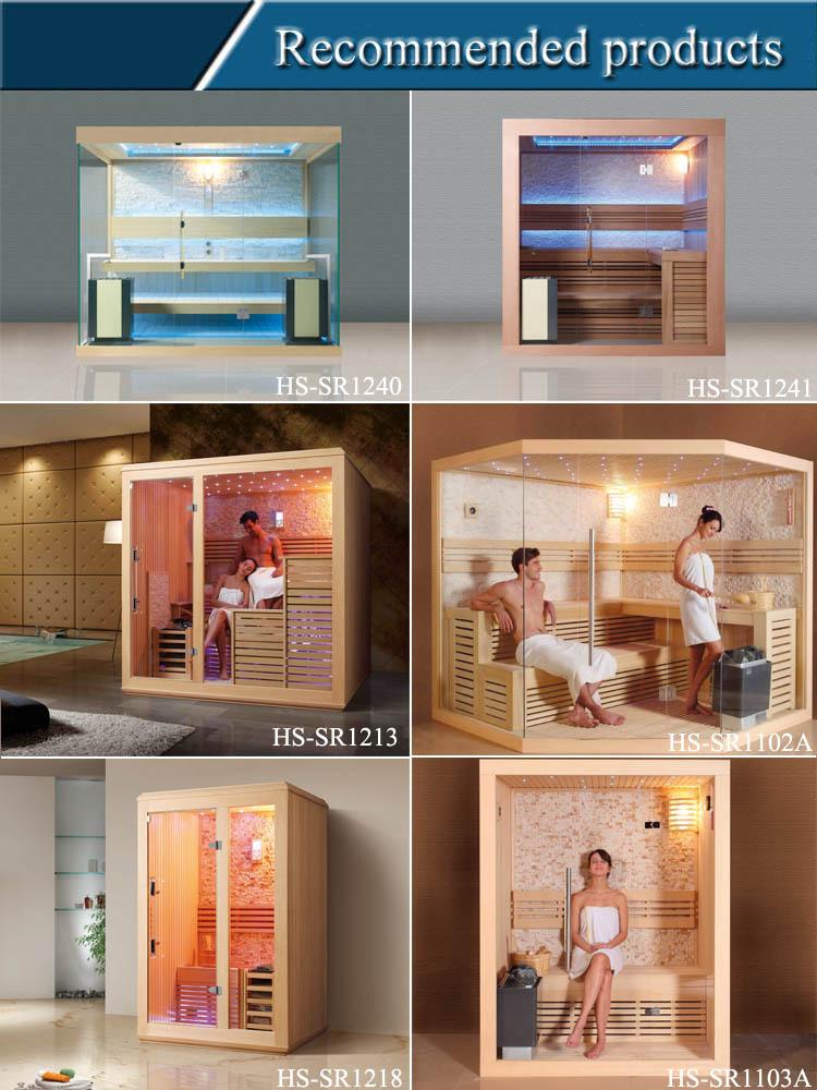 hs sr1102a home made sauna cheap sauna cabin dry steam. Black Bedroom Furniture Sets. Home Design Ideas