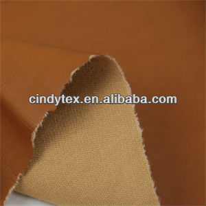 0.65mm camel soft 100% viscose pu faux leather