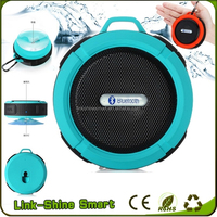 Colorful mini portable bluetooth speaker shower speaker