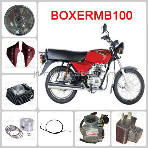 Price discounts engine motor parts bajaj boxer mb100