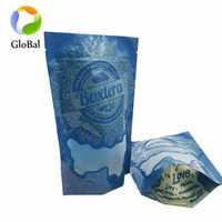 wholesale alibaba Top Grade Barrier Laminated Plastic Puff Packaging Bag For Dry fruit Food