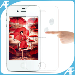 Wholesales Good Tempered glass For Apple Iphone4 4s Screen Protector For iPhone 4 4S Tempered glass