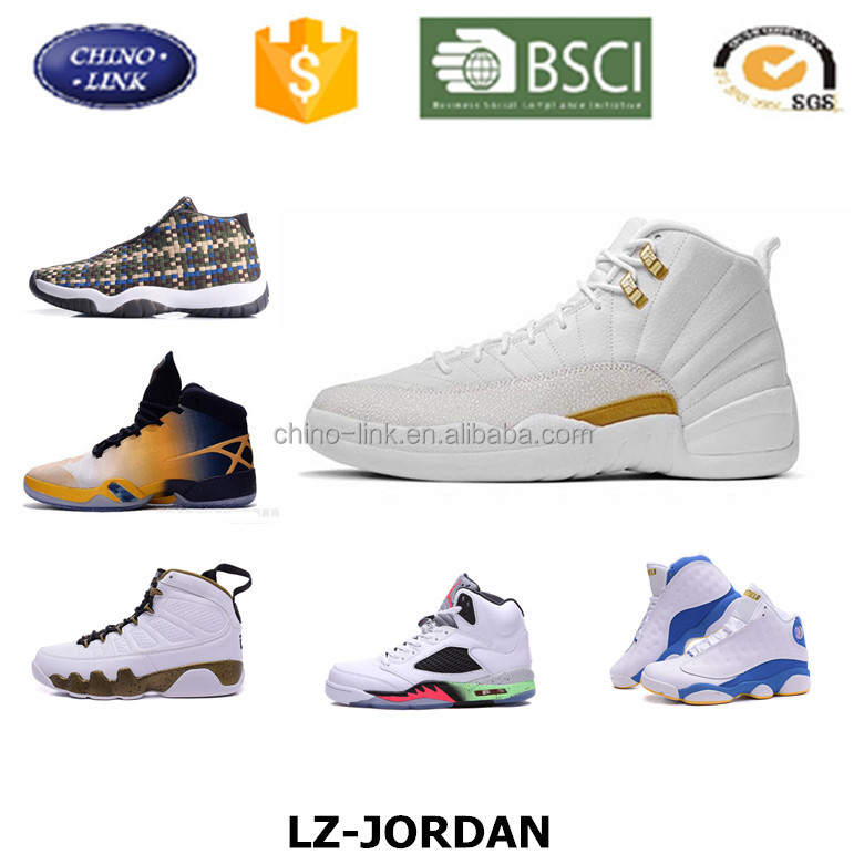 Wholesale high quality brand model sport shoe black basketball shoe Kinds air sole Ankle Boots men basketball shoes