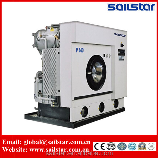 Industrial washing and dryer machine with ISO9001