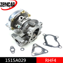 RHF4 VB420088 turbo charger engine parts for Mitsubishi Delica 4D5CDI 1515A029