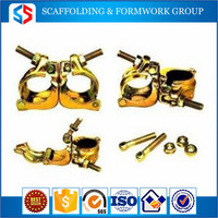 Scaffolding couplers Pressed Pipe Joints in stock