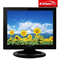 Strong stand desktop / wall mount 14 inch high brightness lcd monitor
