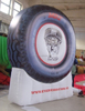 Events attractive!!! 12FT/3.5M/350CM advertising inflatable replica cartoon/inflatable tire model W711