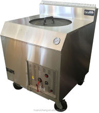 Commercial restaurant stainless steel gas tandoor