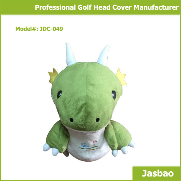 Latest Designed Golf Club Head Cover In Cute Animal Figure With Cheap Price