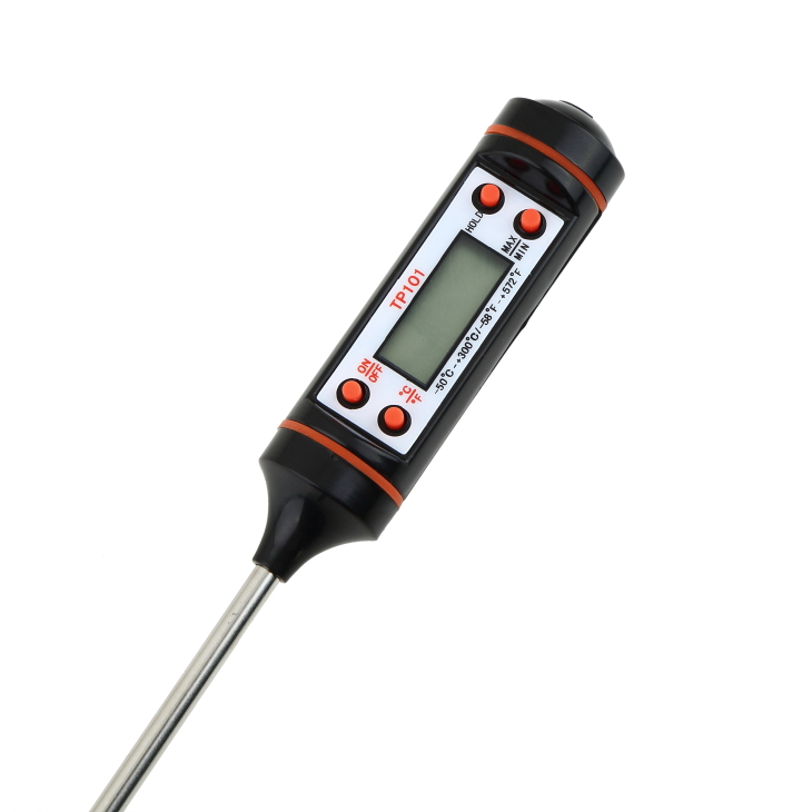 portable household Kitchen Cooking Food Meat Probe Digital BBQ Thermometer