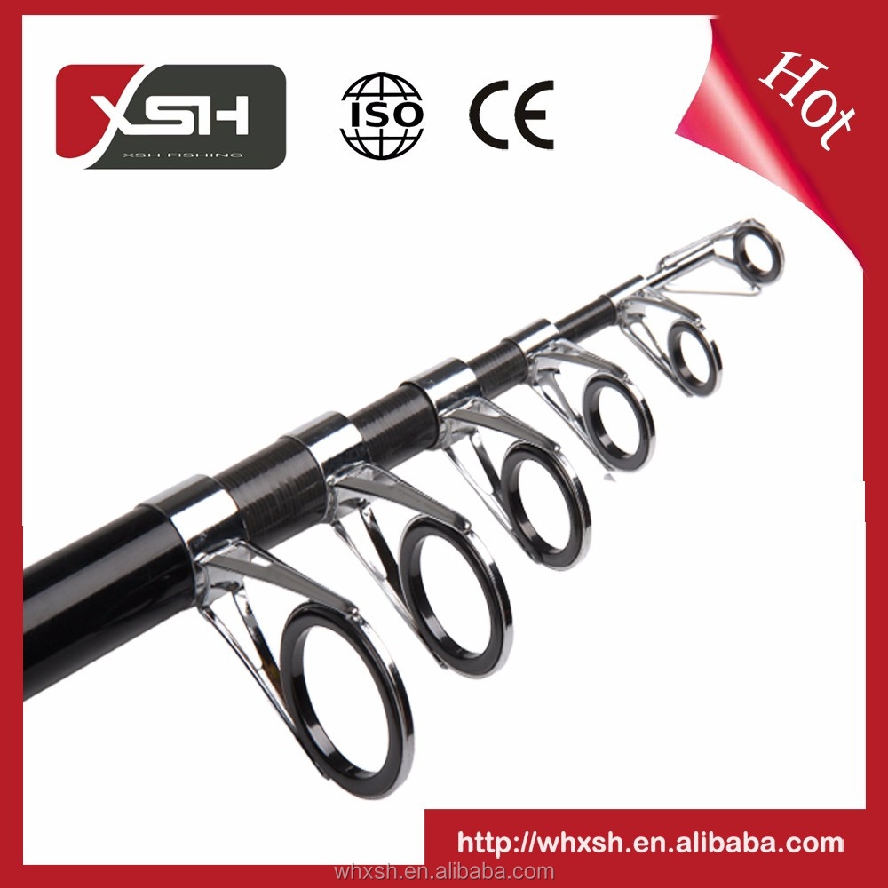 Casting weight 120g Salterwater fishing rod canna da pesca telescopic fishing rod industry