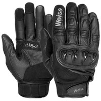 Real Soft leather sports motorbike motorcycle racing classic winter custom made protective vintage gloves