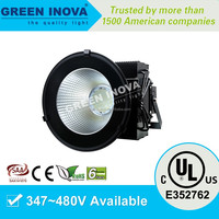 6 years warranty UL cULs 120w LED workshop high bay light
