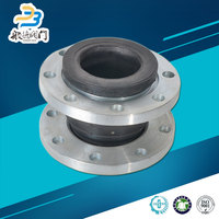 Flange Rubber Expansion Joint Wood Finger Joint
