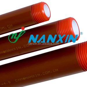 PPH pipe in plastic tubes