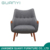 Hotel patchwork lounge easy chair cloth