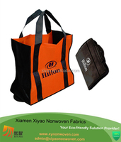 2015 custom promotional non woven bag price low with high quality