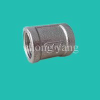 stainless steel casting fittings female thread pipe junction