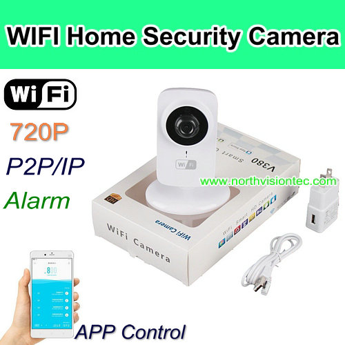 Home security Mini WiFi 720P HD Wireless IP Surveillance Camera