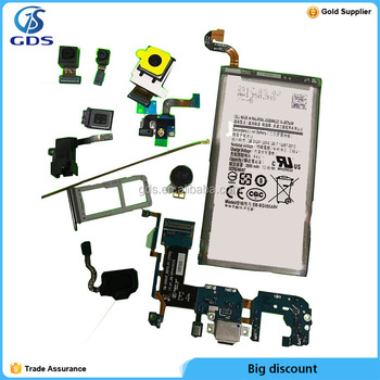Full parts Flex Cable For Samsung Galaxy S8 plus