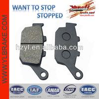 go kart engine/gokart parts brake pad
