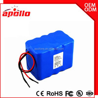 12v 10Ah rechargeable 18650 li ion battery pack for kids car playmobile toy car battery