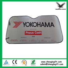 Advertising Customized Logo Tyvek Sunshade