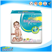 2016 H35 disposable baby diapers in bulk manufacturers in malaysia factory in china