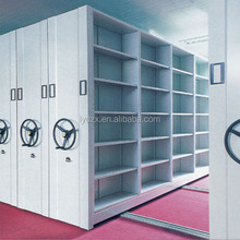 K/D structure mobile shelving storage
