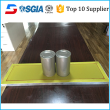 Heat resistant screen frame double sided screen adhesive