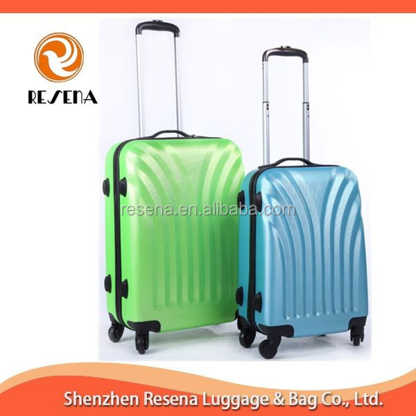Hard Trolley Case In Line Skate Wheels for Luggage